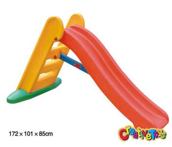 Indoor play slide for kids,Plastic kids swing - Swing and Slide
