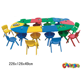 Kindergarten plastic table  sc 1 st  Creative toys limited : kindergarten chairs - Cheerinfomania.Com